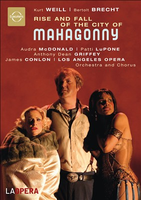 Weill: Rise and Fall of the City of Mahagonny [DVD Video] | Dodax.com