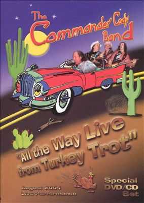 All the Way Live from Turkey Trot [DVD+CD] | Dodax.pl