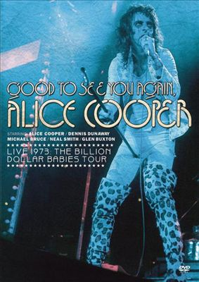 Good to See You Again, Alice Cooper: Live 1973 | Dodax.com