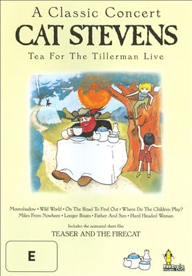 Tea for the Tillerman: Live [Video] | Dodax.pl