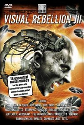 Visual Rebellion, Vol. 3 | Dodax.nl