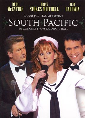 South Pacific in Concert from Carnegie Hall [DVD] | Dodax.fr