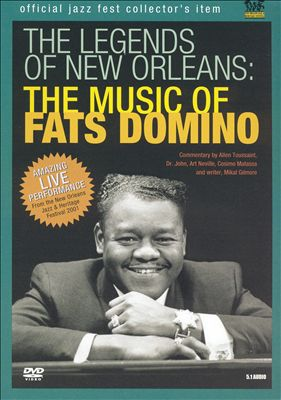 Legends of New Orleans: The Music of Fats Domnino [Video/DVD] | Dodax.com
