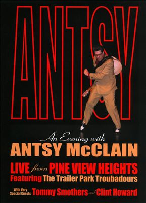 Evening with Antsy Mcclain | Dodax.at