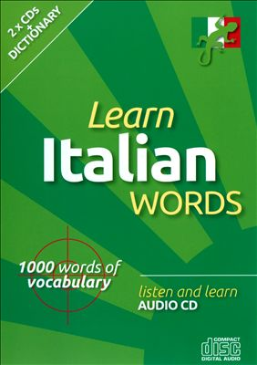 Learn Italian Words | Dodax.ca
