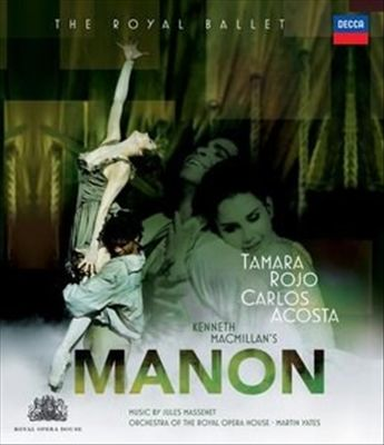 Kenneth MacMillan's Manon [Video] | Dodax.com