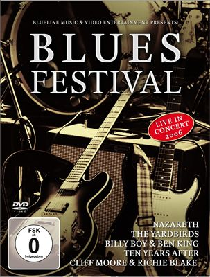 Blues Festival | Dodax.co.uk
