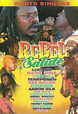 Rebel Salute 2005: Roots Singers | Dodax.ch