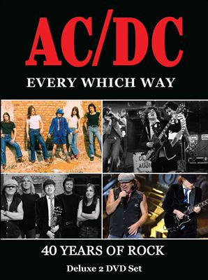 Every Which Way: 40 Years of Rock | Dodax.es