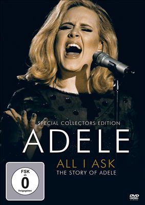 All I Ask: The Story of Adele   Dodax.nl