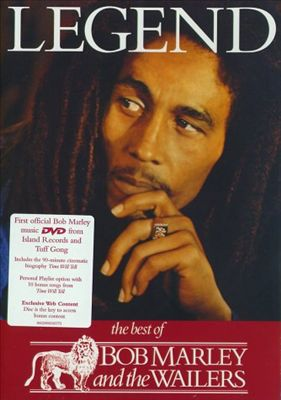 Legend: The Best of Bob Marley [DVD] | Dodax.ch