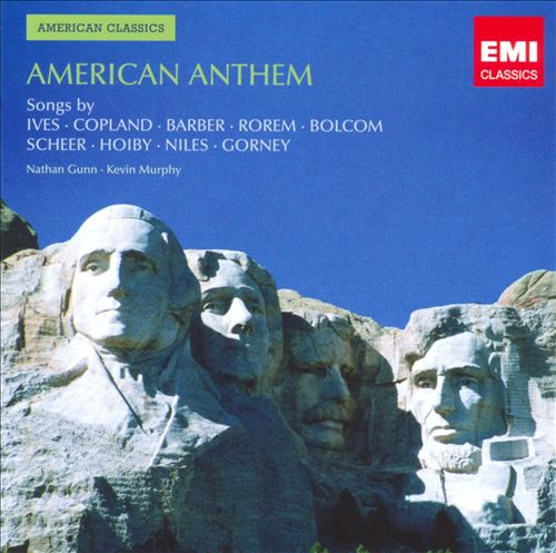 American Anthem: From Ragtime to Art Songs   Dodax.nl