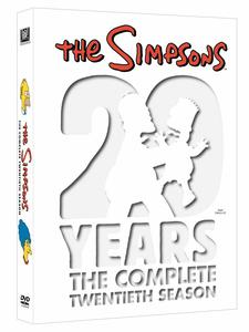 THE SIMPSONS - SEASON 20 | Dodax.fr