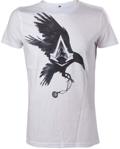 Assassin's Creed Syndicate - T-Shirt (XL) White Crow | Dodax.ch