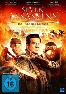 Seven Assassins . Iron Cloud's Revenge, 1 DVD | Dodax.de