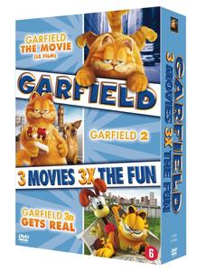 GARFIELD BOX 1,2 + 3D | Dodax.es