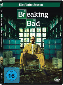 Breaking Bad. Season.5, 3 DVDs | Dodax.de