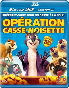 Operation Casse-Noisette Blu ray F | Dodax.ch