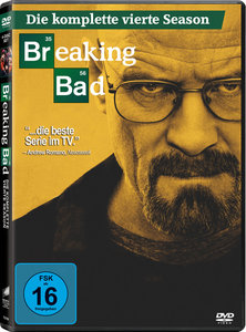 Breaking Bad. Season.4, 4 DVDs | Dodax.de