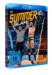 SUMMERSLAM 2013, 1 Blu-ray | Dodax.at