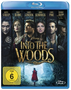 Into the Woods, Blu-ray | Dodax.ch