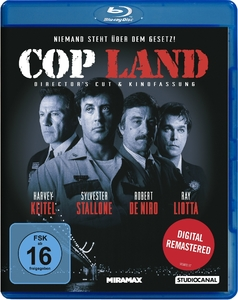 Cop Land, 1 Blu-ray (Director's Cut, Digital Remastered) | Dodax.ch