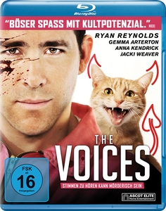 The Voices Blu-Ray | Dodax.fr