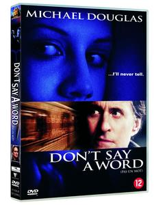 DON'T SAY A WORD | Dodax.ch