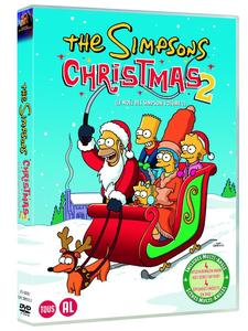 THE SIMPSONS CHRISTMAS 2 | Dodax.nl