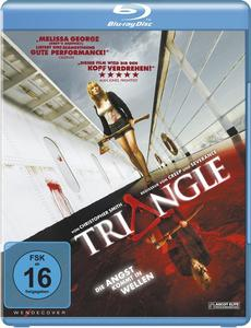 Triangle - Die Angst kommt in Wellen Blu Ray | Dodax.com