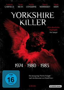 Yorkshire Killer (1974, 1980, 1983), 3 DVDs | Dodax.ch