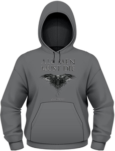 Game Of Thrones - Kapuzensweatshirt (L) All Men Must Die | Dodax.ch