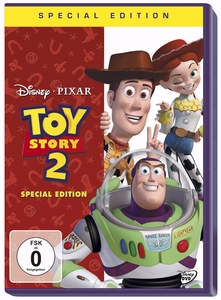 Toy Story 2, 1 DVD (Special Edition) | Dodax.ch