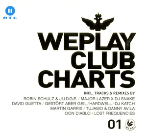 WEPLAY CLUB CHARTS VOL.1 | Dodax.com