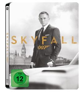 JAMES BOND - SKYFALL LIMITED STEELBOOK | Dodax.nl