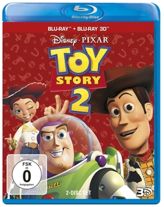 Toy Story 2 3D, 1 Blu-ray (Special Edition) | Dodax.ch