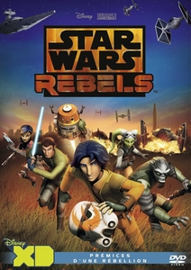 Star Wars Rebels - Prémices d'une rébellion | Dodax.nl