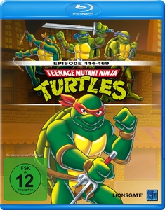 Teenage Mutant Ninja Turtles, 1 Blu-ray. Edition.3 | Dodax.ch