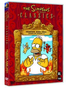 THE SIMPSONS - HEAVEN AND HELL | Dodax.at