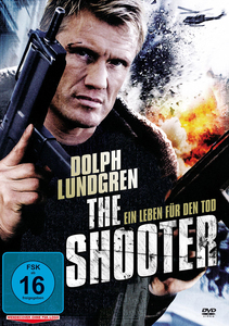 The Shooter, 1 DVD | Dodax.de