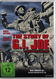 The Story of G.I. Joe - Schlachtgewitter am Monte Cassino, 1 DVD | Dodax.ch