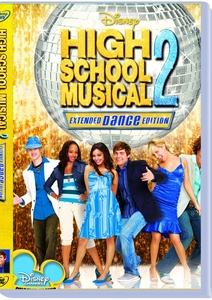 High School Musical 2, Extended Version, 1 DVD | Dodax.de