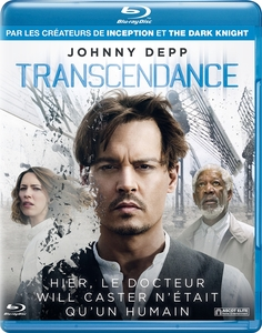 Transcendance Blu ray F | Dodax.it