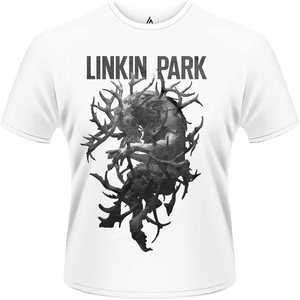 Linkin Park - T-Shirt (S) Antlers | Dodax.it