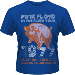 In The Flesh, Nyc 77 Tour T-Shirt L | Dodax.it