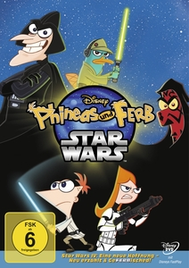 Phineas und Ferb - Star Wars | Dodax.it