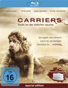 Carriers, 1 Blu-ray (Special Edition) | Dodax.at