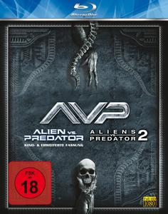 ALIEN VS. PREDATOR 1&2 BOX | Dodax.de