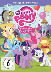 My little Pony, 1 DVD. Staffel.3.2 | Dodax.ch