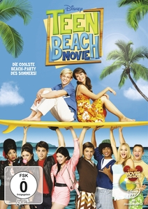 Teen Beach Movie, 1 DVD | Dodax.de